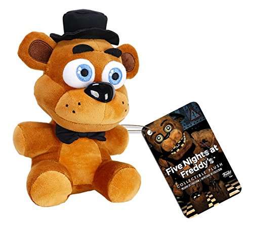 Funko Five Nights at Freddy's Freddy Fazbear Plush, 6""