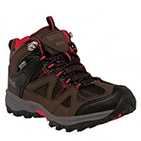 Regatta Great Outdoors Childrens/Kids Gatlin Mid Walking Boots