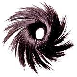 Love Hair Extensions Whirlwind Kunsthaar-Haargummi, Dark Brown