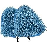 Lot de 2. Coussinets de Nettoyage Coral pour Balais à Vapeur Vax (Type 3) (Compatible avec H2O H20, VAX S2 & Bionaire VAX Steam Mop)