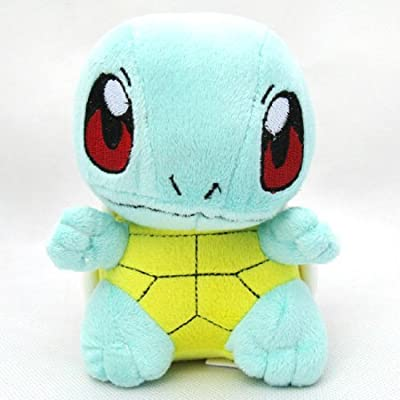 """Squirtle Pokemon 6"""" Plush Doll Toy"""