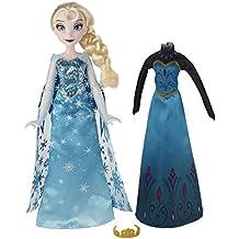 Frozen Coronación Cambio Elsa