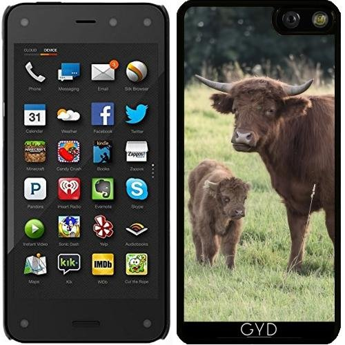 case-for-fire-phone-47-cow-with-little-calf-by-utart