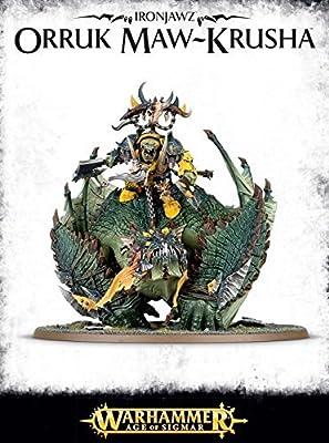 Ironjawz Orruk Maw-krusha 89-25 - Warhammer 40,000