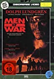 Men of War - Limited Mediabook VHS Edition/Uncut (+ DVD: Men of War) (+ Bonus: Sabotage DVD und Blu-ray)