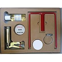Kieferle Wühlmausselbstschuss Set Wühlmausfalle !! Altersnachweis ab 18 Jahren erforderlich !! PTB 875 Ohne Munition