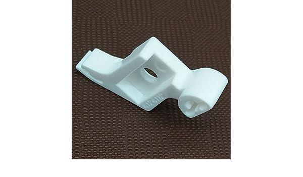 HONEYSEW Presser Foot Snap on Low Shank Adaptor Ankle for Husqvarna Viking Sewing Machine # 4124112-01