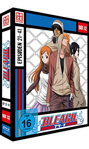 Bleach TV Serie - Box 2 - [Blu-ray]