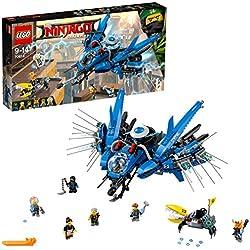 Lego Ninjago Jet-Fulmine,, 70614