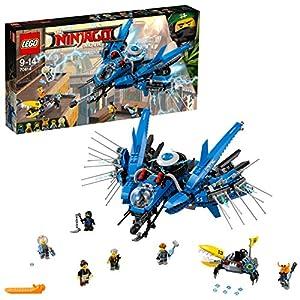LEGO- Ninjago JetFulmine, Multicolore, 70614 9 spesavip