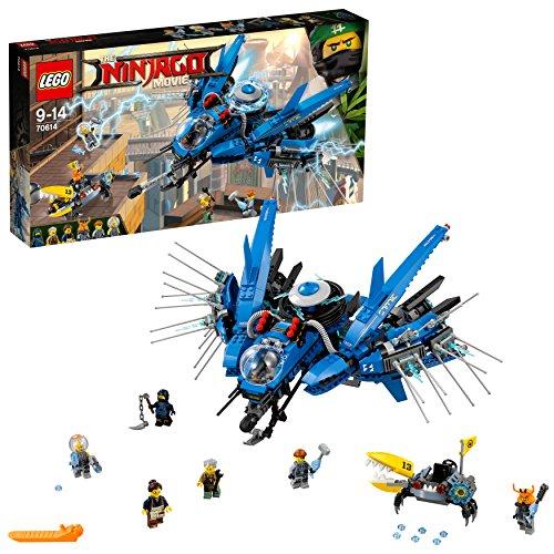 Lego ninjago - jet-fulmine,, 70614