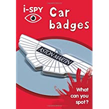 i-SPY Car badges: What Can You Spot? (Collins Michelin i-SPY Guides)
