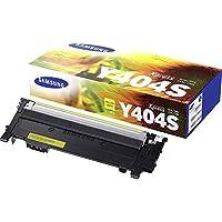 """Samsung CLT-Y404S/ELS Original Toner für Laserdrucker """"SL-C430"""" gelb"""