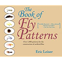 The Book of Fly Patterns: Over 1,000 Patterns for the Construction of Artificial Flies