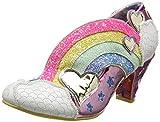 Irregular Choice Women's Summer of Love Closed-Toe Heels
