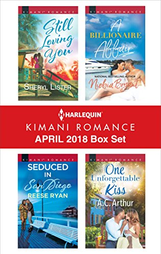 Harlequin Kimani Romance April 2018 Box Set: An Anthology (English Edition)