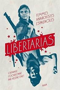 Libertarias par Hélène Finet