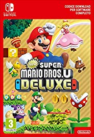 New Super Mario Bros U Deluxe | Nintendo Switch - Codice download