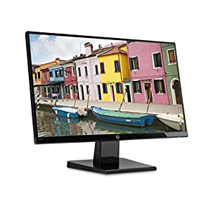 HP 22w 21.5-inch LED Monitor (Black Onyx)