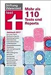 test Jahrbuch 2017: Mehr als 110 Test...