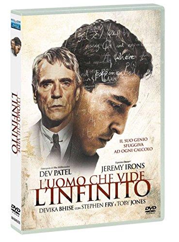 luomo-che-vide-linfinito-dvd