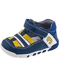 Chicco - Sandalias de vestir para niño azul Royal
