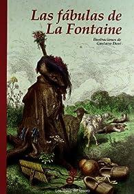 Las fábulas de la Fontaine par  Jean de La Fontaine