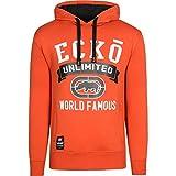 ECKO Unltd. Herren Michelin Hoody Sweatshirt burnt orange ESK4248