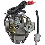 Lopbinte Carburatore Moto con Power Jet Fit On Racing Motor 26Mm