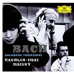 "J.S. Bach: Aria mit 30 Ver�nderungen, BWV 988 ""Goldberg Variations"" - Arranged for String Trio by Dmitry Sitkovetsky - Var. 18 Canone alla Sesta a 1 Clav."