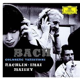 "J.S. Bach: Aria mit 30 Ver�nderungen, BWV 988 ""Goldberg Variations"" - Arranged for String Trio by Dmitry Sitkovetsky - Var. 30 Quodlibet a 1 Clav."