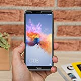 #7: Mobitech Gorilla Tempered Glass Screen Protector for Huawei Honor 7X (Transparent)