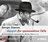 Maigret – Die spannendsten Fälle: Hörspiele mit Leonard Steckel