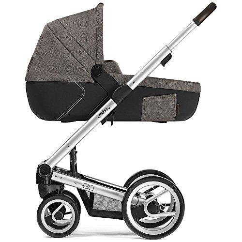 Mutsy Kinderwagen IGO - Farmer earth / silver - Modell 2016