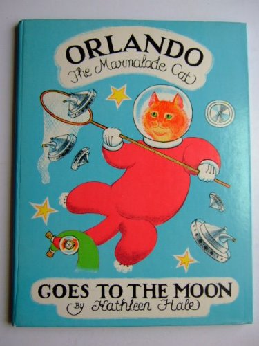 Orlando goes to the moon.