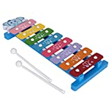 IndiPlay Happy Xylophone for kids (color may vary)