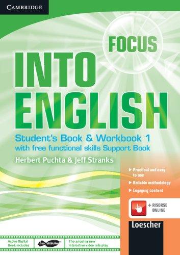 Focus into english. Per le Scuole superiori. Con CD Audio. Con CD-ROM: 1