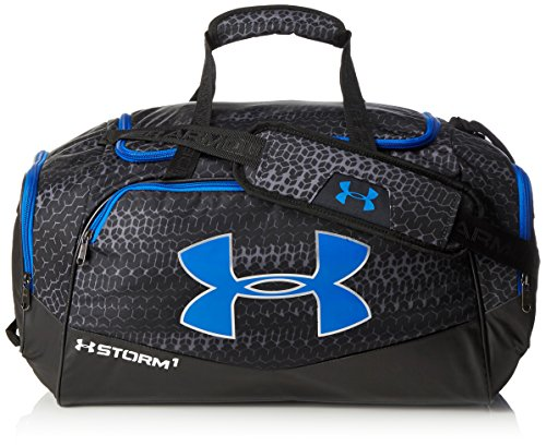 Under Armour Uni UA Undeniable SM Duffel II Tasche, Graphite, 28 x 56 x 25 cm
