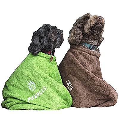 Towelsrus Towelling Dog Bag from TowelsRus