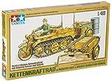 TAMIYA 300032502 - 1:48 WWII Deutsche Kettenkrad mit Goliath