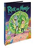 Rick And Morty - Stagione 01 (Mediabook Combo CE) (Blu-Ray+2 Dvd)