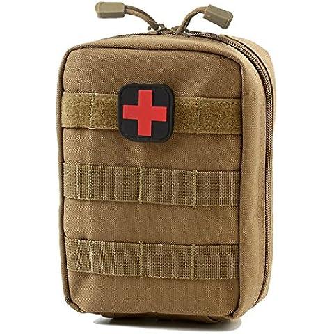 carlrbben tattico Molle Rip-Away EMT medico pronto soccorso IFAK Utility