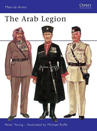 The Arab Legion (Men-at-Arms)