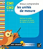 Mini chouette mieux comprendre les unités de mesure CM1/CM2 9-11 ans