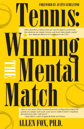 Tennis: Winning the Mental Match (English Edition)