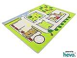 Feuerwehr 112 HEVO® Spielteppich | Kinderteppich 137x190cm