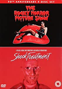 Rocky Horror/shock Treatment Double Pack [3 DVDs] [UK Import]