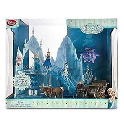 Elsa de Frozen - Musical Castillo de Hielo