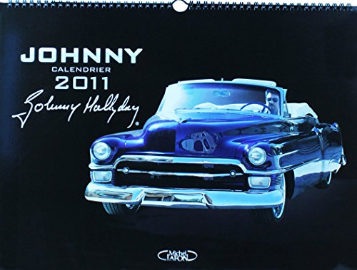 CALENDRIERE JOHNNY 2011