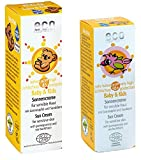 ECO cosmetics Baby & Kids Sonnencreme 50 ml LSF 45